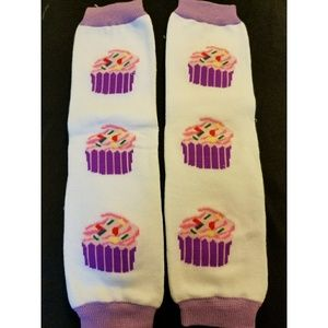 Other - 3 for $10 sale! Cupcake legwarmers
