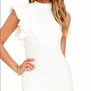 Lulus Dresses & Skirts - Lulus Dress in Ivory
