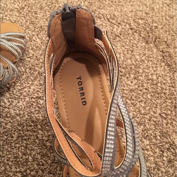 Torrid Wide Width Shoe
