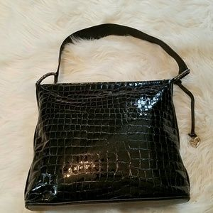 Brighton Handbags - Beautiful BRIGHTON Patent Croc Cher Bag