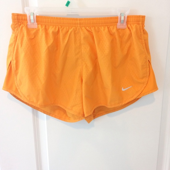 56% off Nike Pants - Nike running shorts with back zipper ...