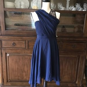 3.1 Phillip Lim for Target Dresses & Skirts - 3.1 Phillip Lim Navy and Sequin Dress Size 2 NWT