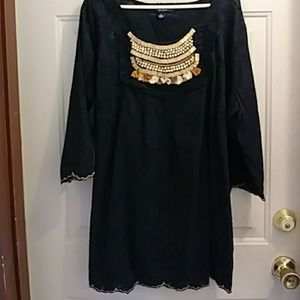 Tops - Embellished Tunic