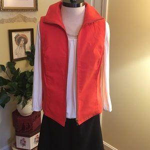 Attyre Jackets & Blazers - Attyre Red Vest