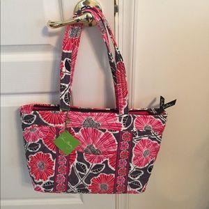 NWT Vera Bradley Bag Cheery Blossoms
