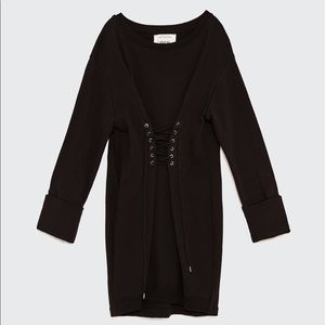 Zara studio collection dress