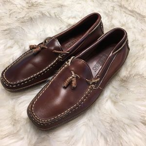 Sebago Shoes - Like-new Sebago Leather Loafers