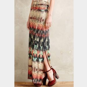 Anthropologie Dresses & Skirts - Anthropologie Weston Ikat Boho Remy Maxi Skirt