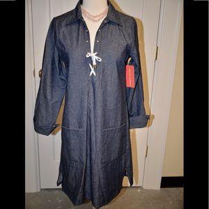 Kayce Hughes Dresses & Skirts - Kayce Hughes Nautical Dress