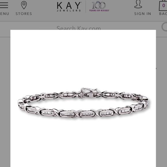 36 off kay jewelers jewelry kay jewelers 1 ct diamonds