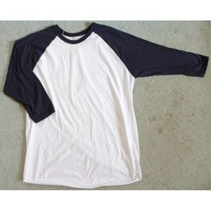 American Apparel 3/4 sleeve