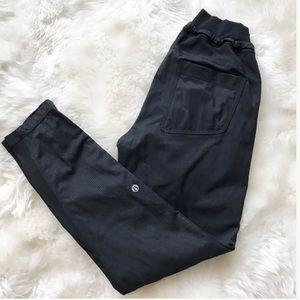 Lululemon Track Pants Black