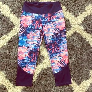 RBX Pants - RBX cropped workout leggings