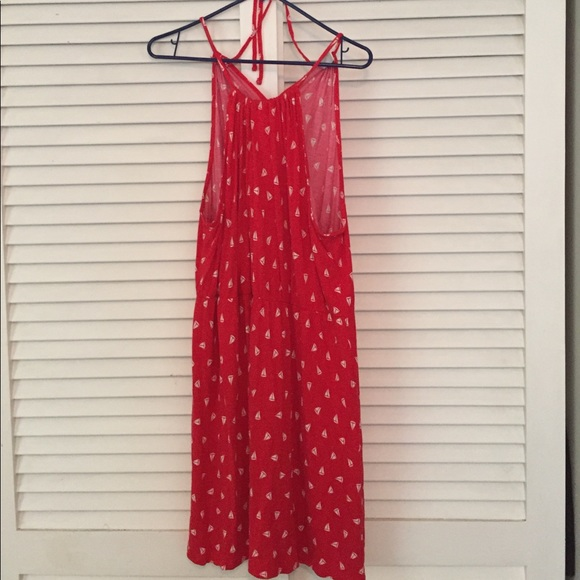 Old Navy Dresses - Cute Sailboat print dress