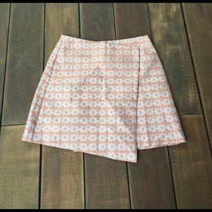 Asos Wrap Mini Skirt