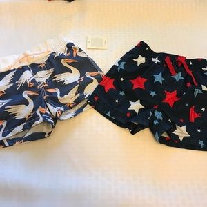 Other - Baby Boy 2 pack of swim bottoms