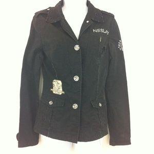 Neslay Jackets & Blazers - Black NESLAY jacket.