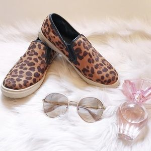 Mossimo Supply Co. Shoes - Leopard Print Slip Ons🎀