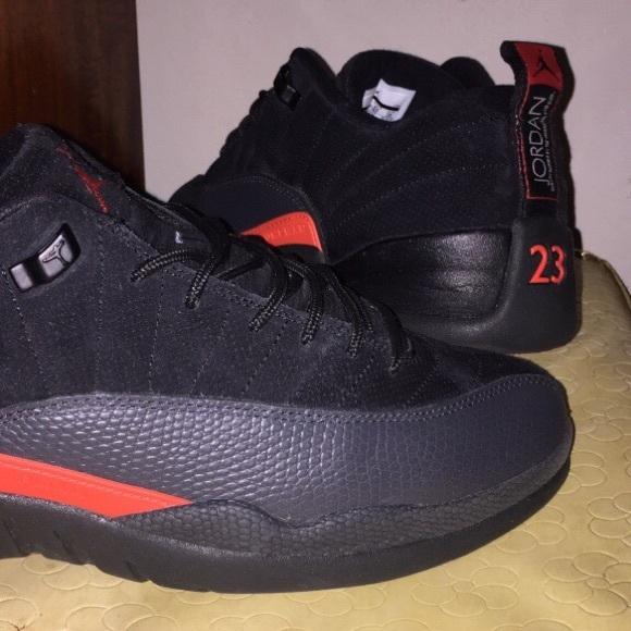 0219bd51544e Jordan Other - I m selling my Jordan 12 low tops (black orange