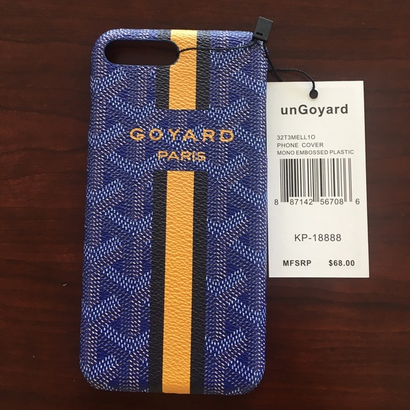 san francisco f8c56 0a2f7 iPhone 7 Plus case Goyard