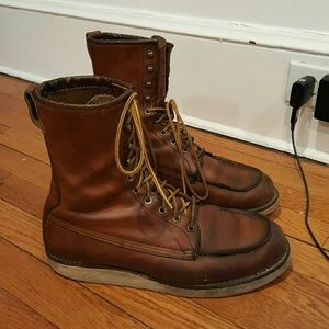 Red Wing Shoes Other - RED WING SHOES 9.5 MENS MADE IN USA