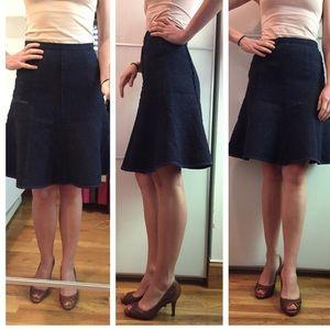 J. Crew Dresses & Skirts - J. Crew Seamed Matelasse Skirt NWT 4