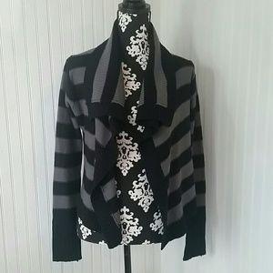 NWOT Rue21 striped sweater