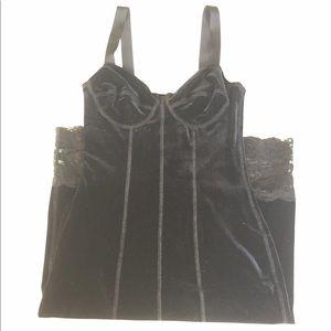 Hanky Panky Dresses & Skirts - Hanky Panky Black Tight Dress