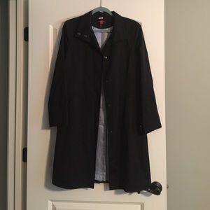 Gallery Jackets & Blazers - Cute Black Walking Coat!!!