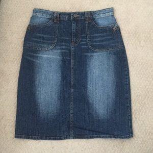 Apollo Jeans Dresses & Skirts - Jeans skirt