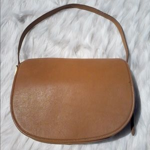 HP🎉J.CREW TAN ADJUSTABLE SATCHEL / SHOLDER BAG