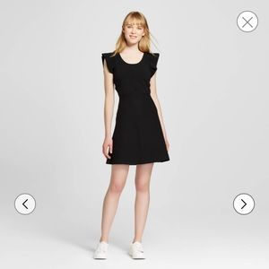 Black Dress by Victoria Beckham from Target