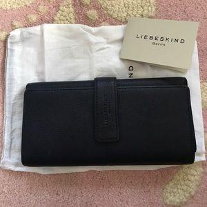 Liebeskind Handbags - Liebeskin LeonieRe Wallet, Midnight Blue, One Size