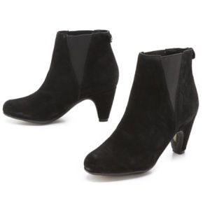 Sam Edelman Shoes - Sam Edelman Morillo Suede crepe sole bootie 9