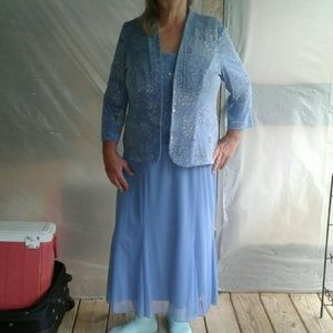Alex Evenings Dresses & Skirts - 2 piece semi formal women's dress