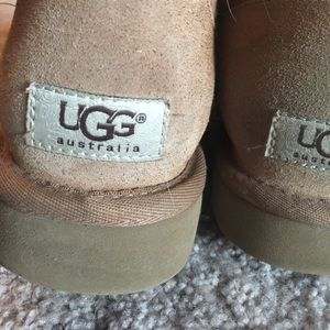 f325a3e30bb 2 pair UGG Boots. Size 7!
