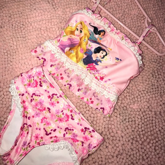 22c238478 Disney Swim | Toddler Girl Size 2 Bathing Suit New | Poshmark
