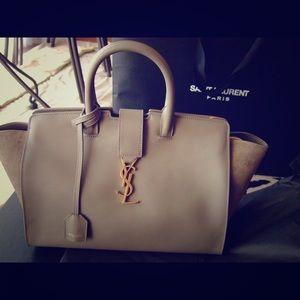 Yves Saint Laurent Handbags - YSL Yves Saint Laurent Small Downtown Cabas