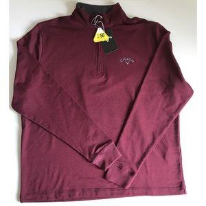Callaway Other - Callaway Golf Men's Half-Zip Pullover Sweatshirt