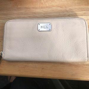Handbags - Ralph Lauren Genuine Leather Wallet