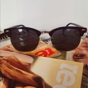 Ray-Ban Other - Club master Sunglasses
