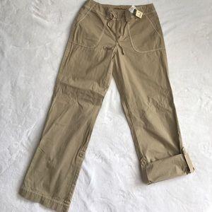 Eddie Bauer Pants - NWT Eddie Bauer Drawstring Pants