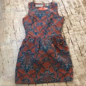 NWT Tulle Brand Floral Dress