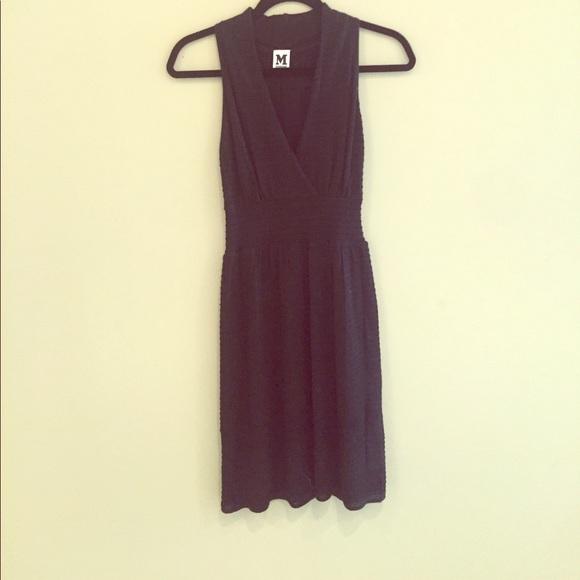 Missoni Dresses & Skirts - Missoni Knit Wrap-Top Dress
