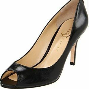 Ivanka Trump Shoes - IVANKA TRUMP PEEP TOE SHOES