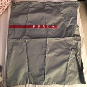Prada Linea Rossa Handbags - Prada Sport dust bag