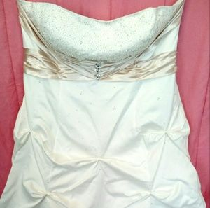 Dresses & Skirts - Pick up only Ivory ball gown(Box 17-dresd 2)