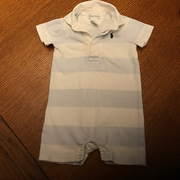 d78e6d51b Ralph Lauren One Pieces | Baby Boy Onesie 36 Month | Poshmark