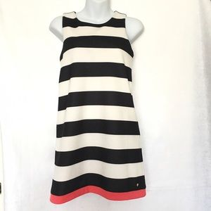 Juicy Couture Other - Juicy couture stripped black and white dress