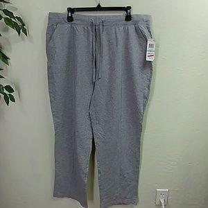 Karen Scott Pants - Karen Scott Plus Size Drawstring Lounge Pants?